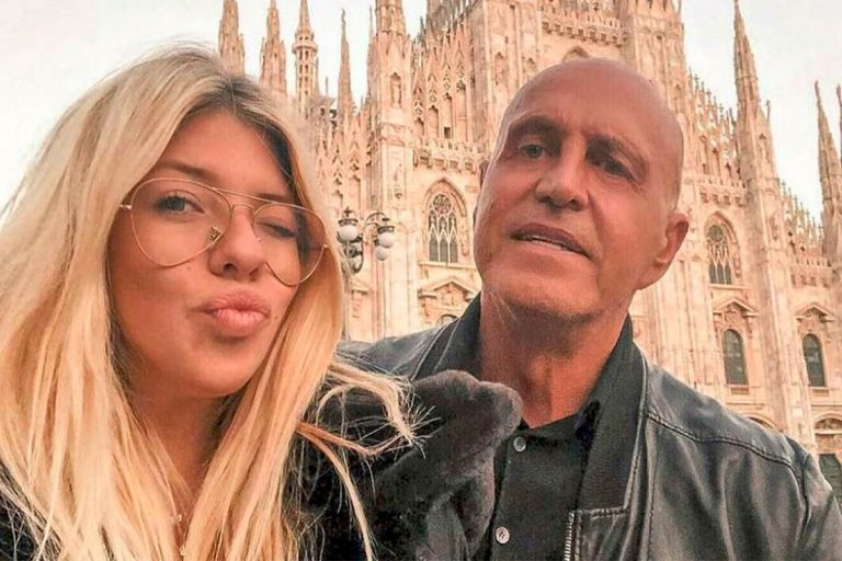 Kiko Matamoros tira la toalla con su hija, Anita: «Para una vez que habla me mete un bofetón»