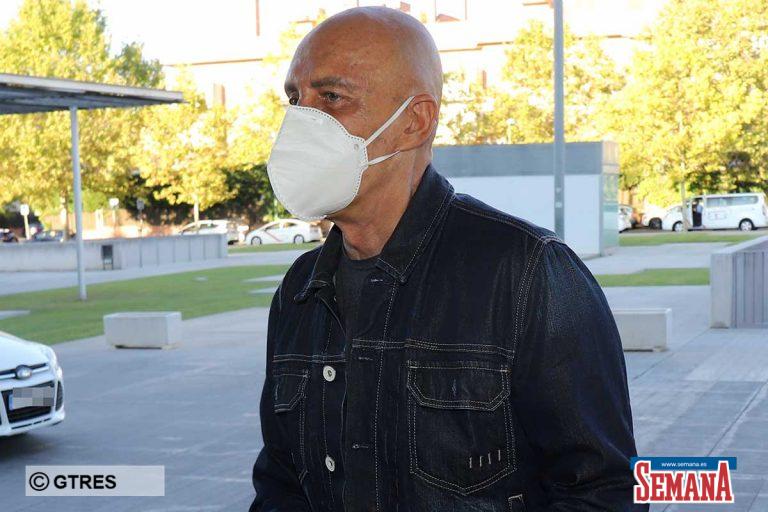 En EXCLUSIVA, las imágenes de Kiko Matamoros ingresando en el hospital