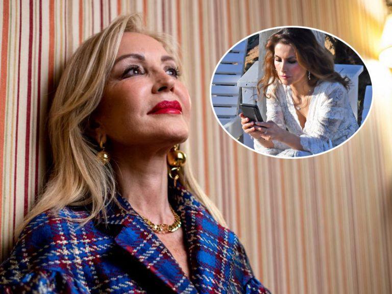 Carmen Lomana, el mejor apoyo de Paloma Cuevas en su peor momento