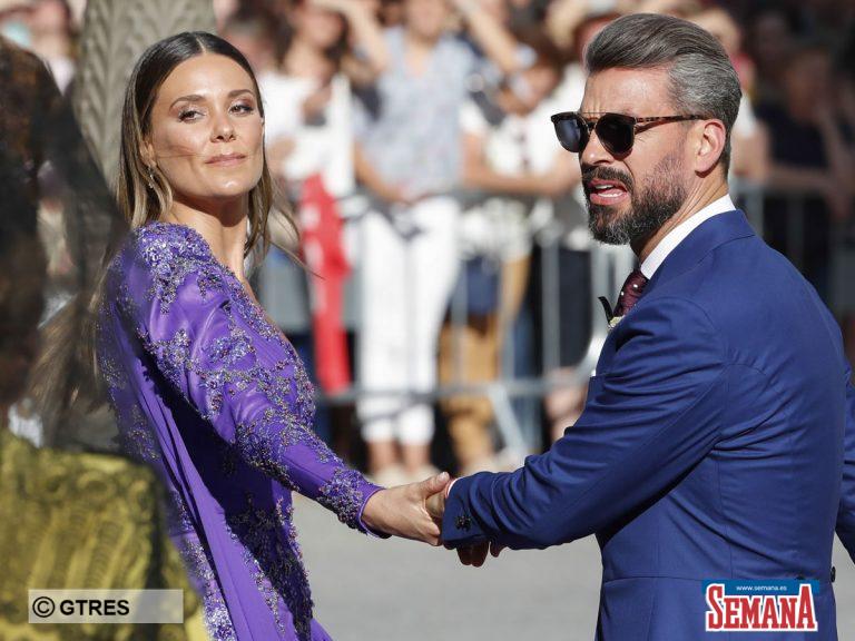 Lorena Gómez habla de los rumores de problemas en el seno de los Ramos