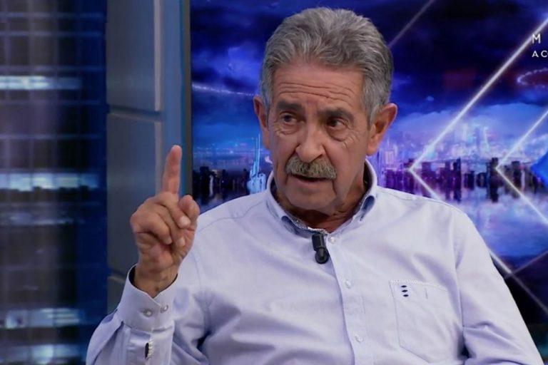 El reproche de Miguel Ángel Revilla a Pablo Motos: «Me hiciste una faenuca»