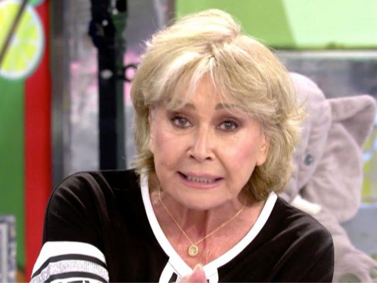 Mila Ximénez se posiciona: «No le hablo a María Teresa Campos»