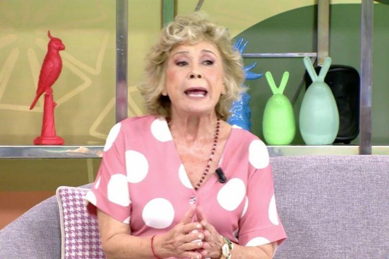 Mila Ximénez arremete contra Carmen Borrego: «Si yo fuera tu hermana estaría cabreada»