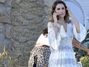 Paloma Cuevas recuerda su boda, pero se olvida de Enrique Ponce