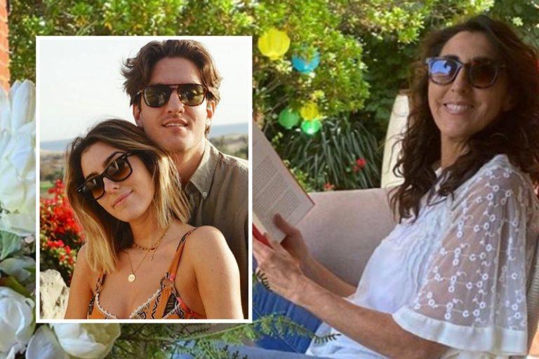 Iván Martín, novio de Anna Ferrer, aplaude la lección de vida de Paz Padilla: «Vaya dos mujeronas tengo en mi vida»