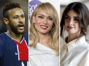 Neymar, Patricia Conde y Paz Vega, en la lista de morosos de Hacienda