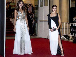 La hija y la novia de Alejandro Sanz: duelo de estilo en San Sebastián