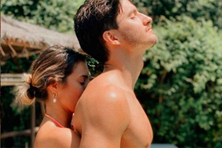 Anna Ferrer comparte las fotos más íntimas con su novio por el día de su cumpleaños