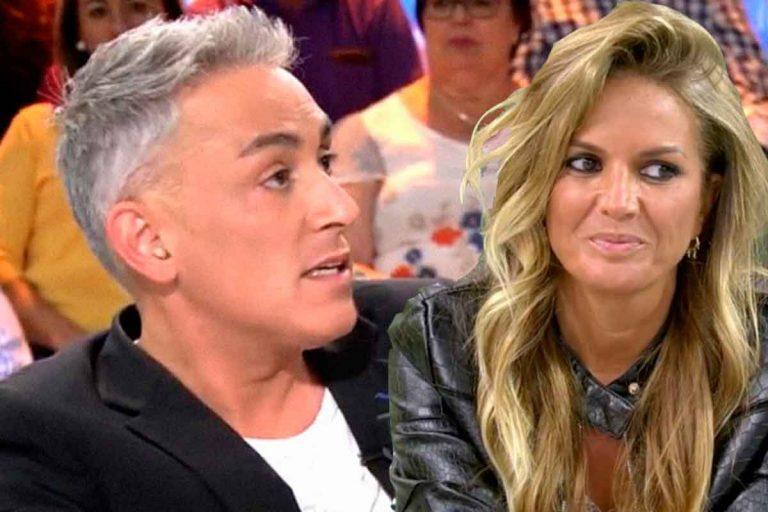 Kiko Hernández advierte a Marta López sobre los intereses de su novio, Efrén Reyero