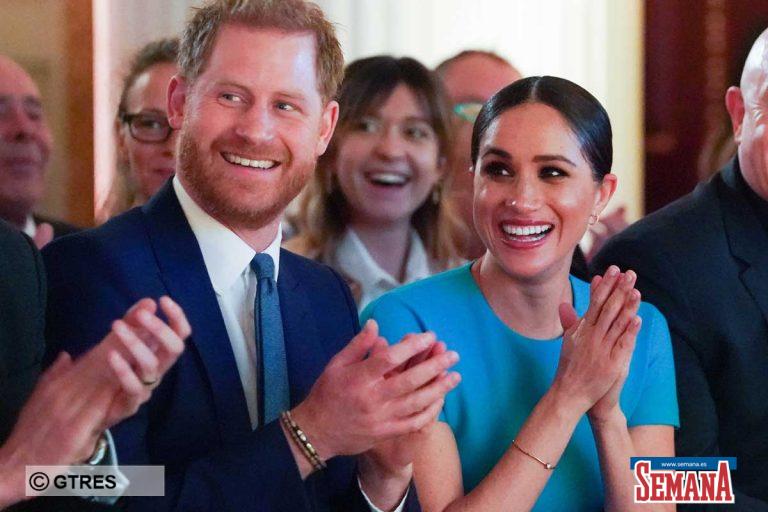 Harry y Meghan dan el salto a la tv: firman con Netflix