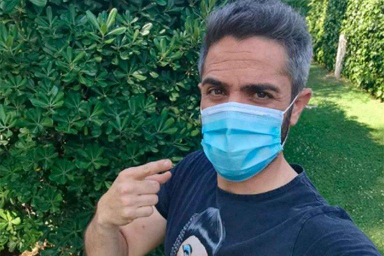 Roberto Leal vuelve al trabajo tras superar el coronavirus