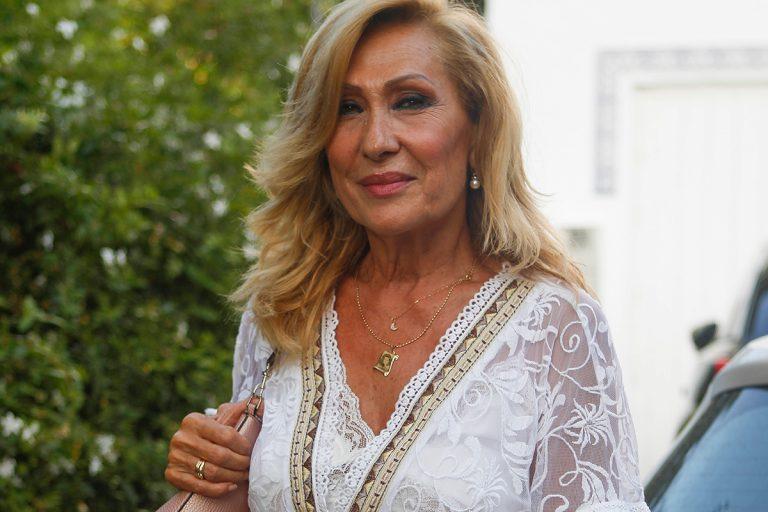El enigmático mensaje de Rosa Benito sobre Rocío Jurado