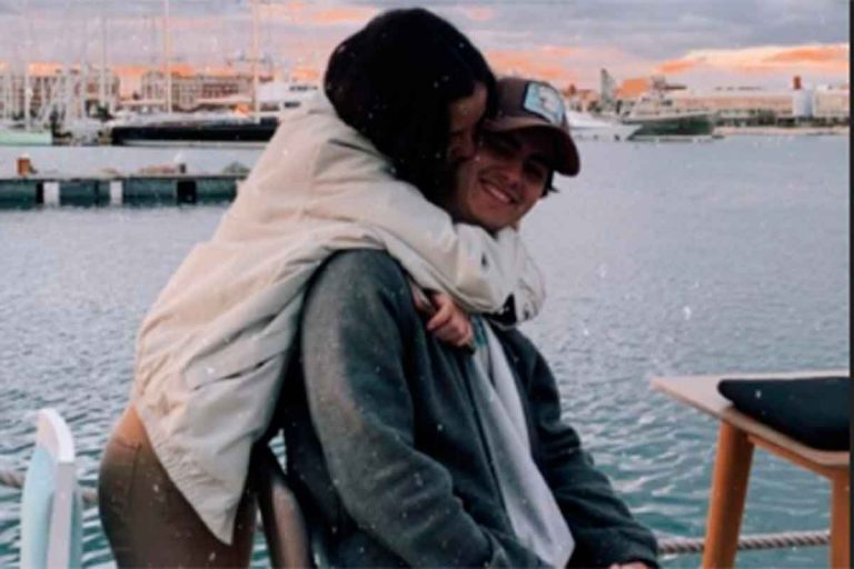 La romántica felicitación de Jorge Bárcenas a Victoria Federica y la inesperada respuesta de ella