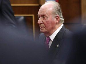 El Rey Juan Carlos reconoce que la relación con su hijo Felipe está rota