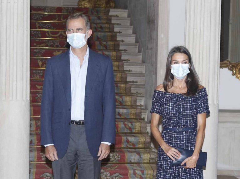 El gesto más humano de los Reyes Felipe VI y Letizia en el Día del Cooperante