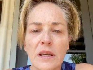 Sharon Stone carga contra Donald Trump: «No votéis a un asesino»