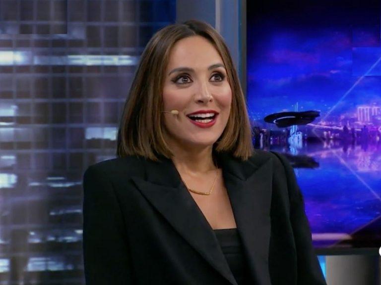 Nerviosa, pero divertida: así ha sido el debut de Tamara Falcó en 'El Hormiguero'