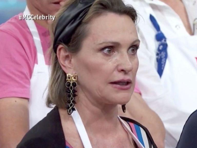 Ainhoa Arteta rompe en llanto en 'MasterChef Celebrity 5': «No soy una derrochona»