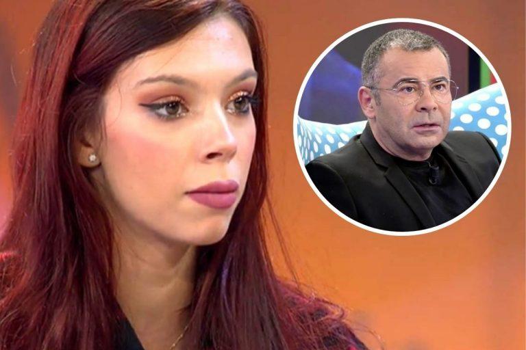 Alejandra Rubio contesta tajante a Jorge Javier Vázquez: «No le tengo miedo a este señor»