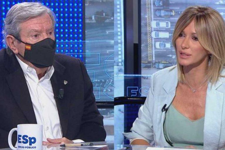 José Luis Corcuera acude 'Espejo Público' y sufre un amago de infarto en pleno directo ante Susanna Griso
