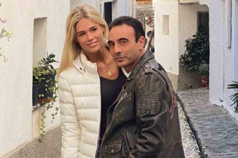 Enrique Ponce prescinde de la compañía de Ana Soria en la Primera Comunión de su hija