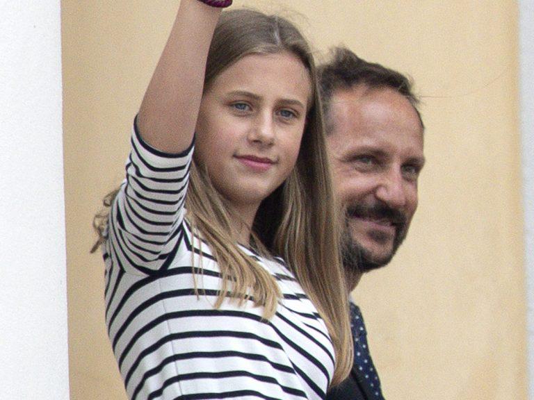 El desgarrador testimonio de Leah Isadora, la hija de Ari Behn, 9 meses después de su suicidio