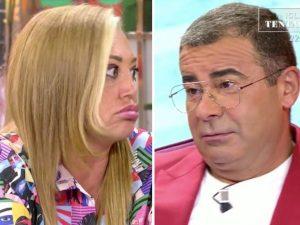 Jorge Javier Vázquez recuerda su juerga más loca al lado de Belén Esteban