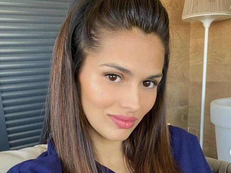 ¿Teñirse en casa como Sara Sálamo? Las claves para conseguir un resultado de peluquería