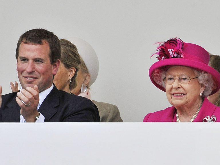 Peter Phillips, el nieto de la reina Isabel II que se está forrando gracias al coronavirus