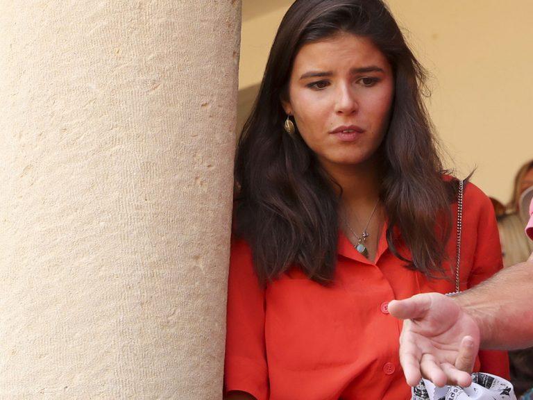 Tana Rivera encuentra trabajo gracias al novio de su madre junto a María Jiménez
