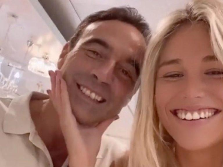 Nueva muestra de amor de Enrique Ponce y Ana Soria