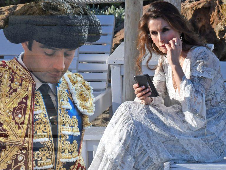 Así vive Paloma Cuevas a la espera de que Enrique Ponce firme los papeles del divorcio