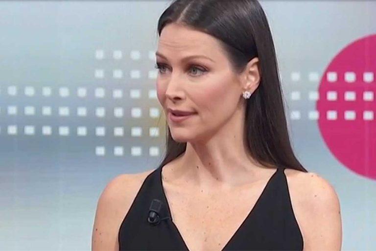 Esther Doña se sincera: «Tamara Falcó aún no me ha dado el pésame por la muerte de mi marido»