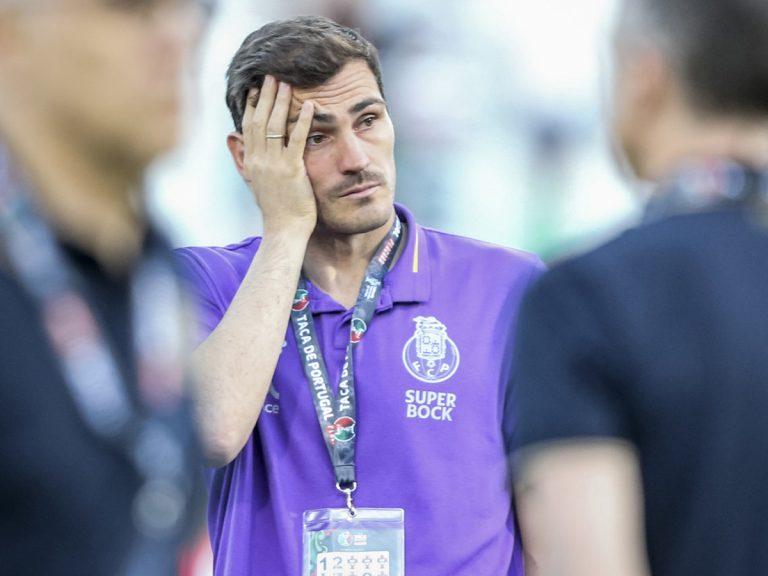 Iker Casillas narra sus días más duros tras su infarto en una serie de Movistar +