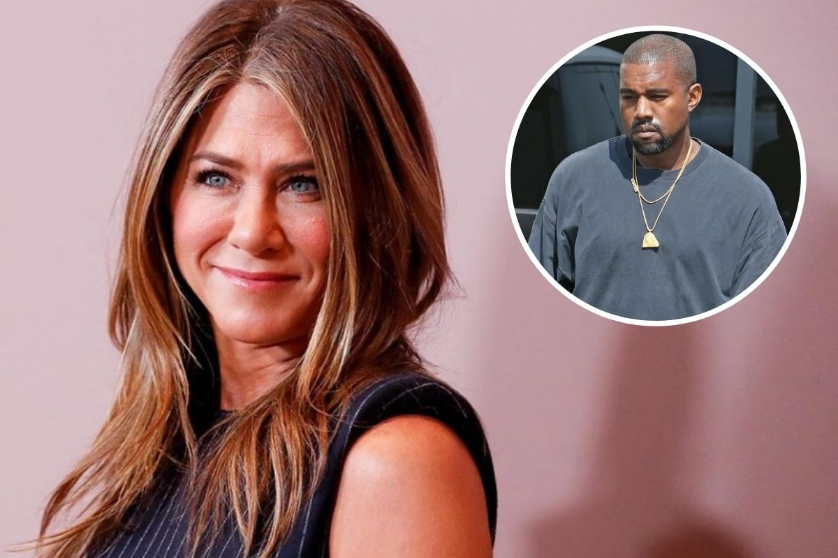 "Jennifer Aniston pide no votar a Kanye West: ""No es gracioso"""