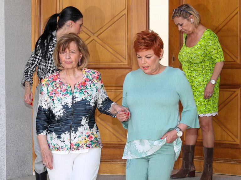 La estrategia común de Carmen Borrego y Terelu Campos para salvar a su madre, María Teresa Campos