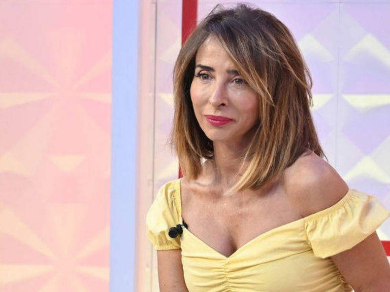 Fotos del día: la imagen más criticada de María Patiño (y no por su estilismo)