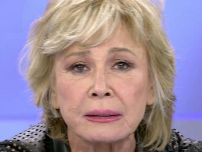 Mila Ximénez estalla en llanto contra María Patiño: «La voy a mandar a la mierda»