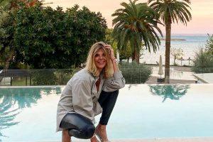 La escapada romántica de Arantxa de Benito y su novio a Mallorca