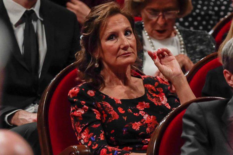 El dilema de Paloma Rocasolano con los Premios Princesa de Asturias