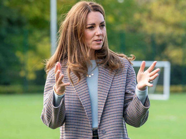 Los abrigos de cuadros de Massimo Dutti que no te pueden faltar… incluido el de Kate Middleton