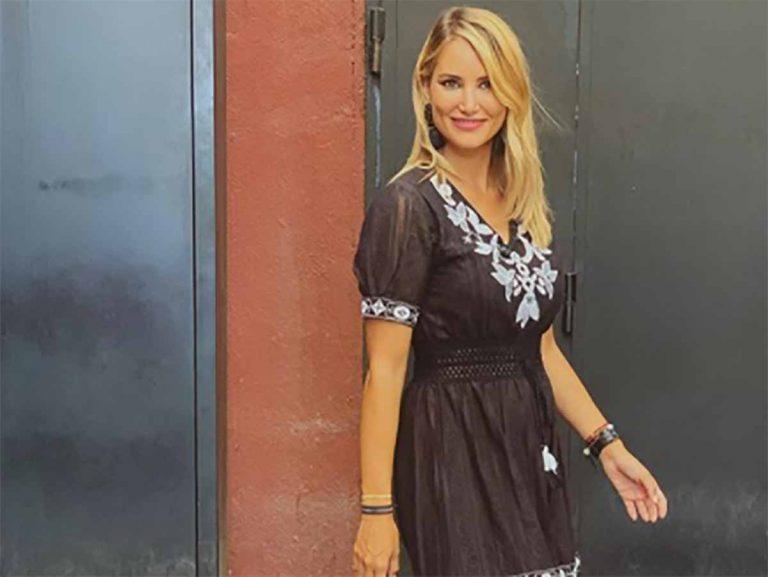 El vestido de fuegos artificiales de Alba Carrillo que vas querer para triunfar de día y de noche