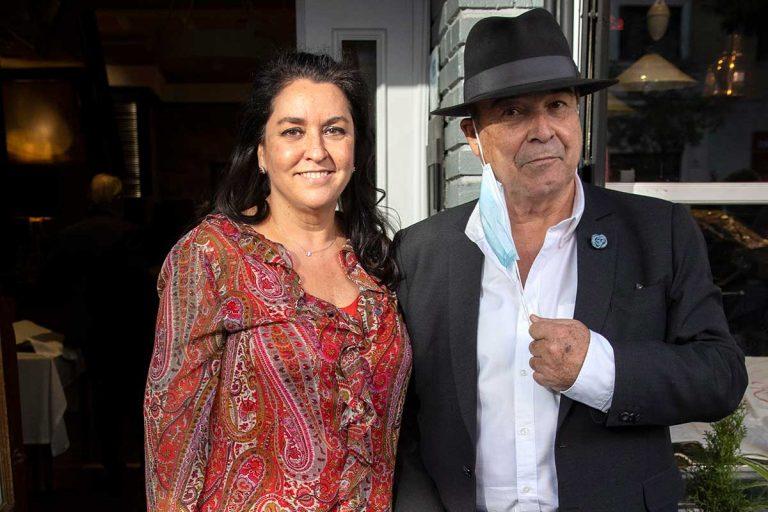 Antonio Resines se casa con su pareja de hace 30 años