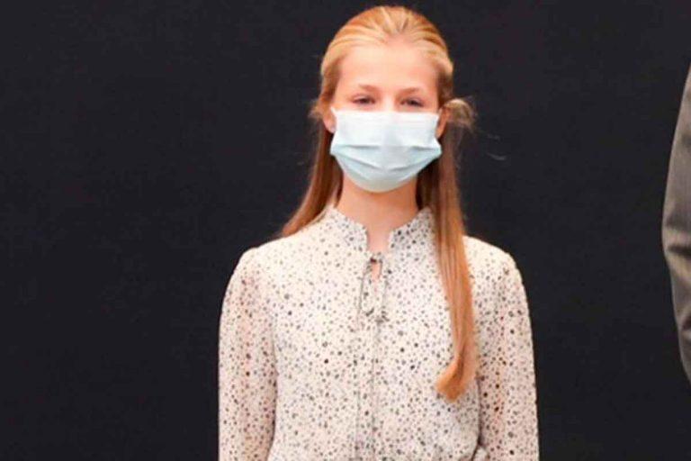 El efecto Leonor: ya no solo Letizia arrasa con sus looks