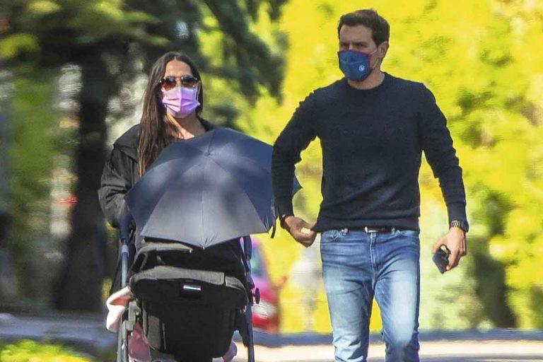 En SEMANA, Malú y Albert Rivera, primer paseo de la pareja con su hija