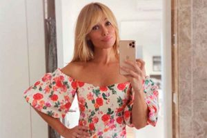 Patricia Conde se pasa al castaño: este es su radical cambio de look