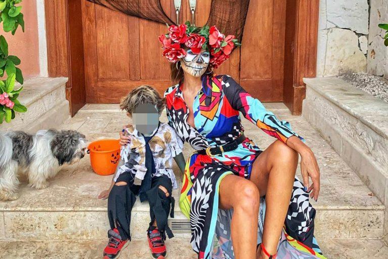 Los disfraces más terroríficos de los famosos en un atípico Halloween 2020