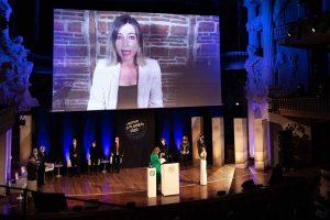 Sandra Barneda arrasa en audiencia con 'La isla de las tentaciones'… y ahora también como escritora: opta al premio planeta 2020