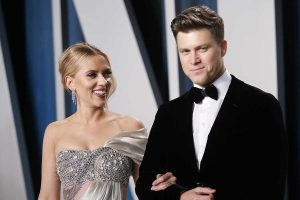 La boda secreta de Scarlett Johansson y Colin Jost: así ha sido su enlace en tiempos de COVID