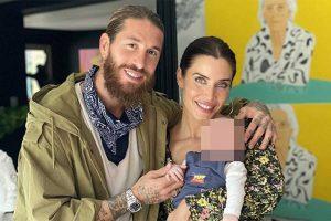 La foto que preocupa a Sergio Ramos y Pilar Rubio tras el positivo de Cristiano Ronaldo en coronavirus